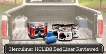 Herculiner HCL1B8 Bed Liner Reviewed and Compared