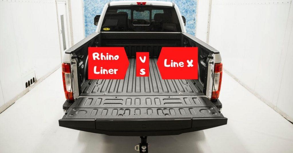 Rhino Liner Vs Line X