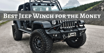 Best Jeep Winch for the Money