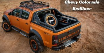 Chevy Colorado Bedliner