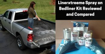Linerxtreeme Spray on Bedliner Kit