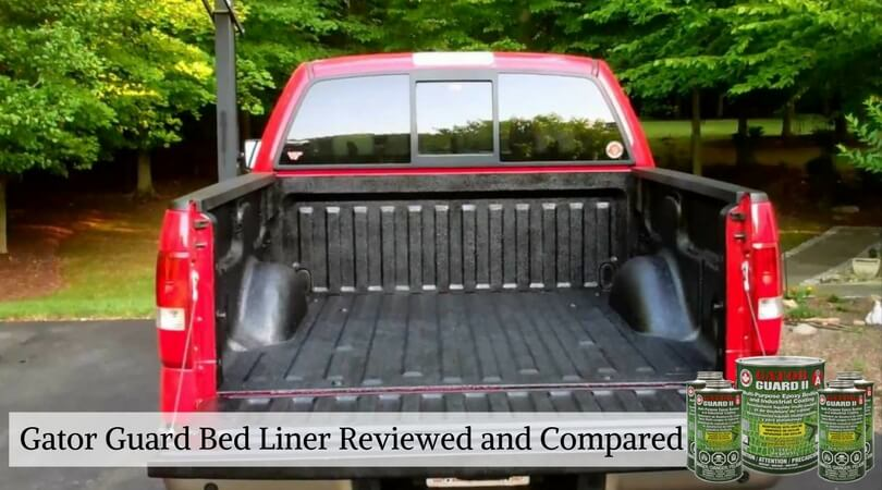 Gator Guard Bed Liner