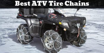 Best ATV Tire Chains