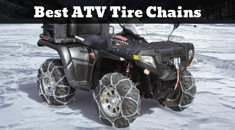 Best Atv Tire Chains Reviews Of 2018 Get Secure Traction Chains