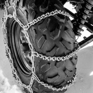 Titan Attachments ATV Tire Chains 10 VBAR