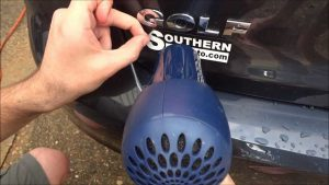 Removing decals from car – vinyl
