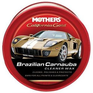 Mothers California Gold Brazilian Carnauba Wax