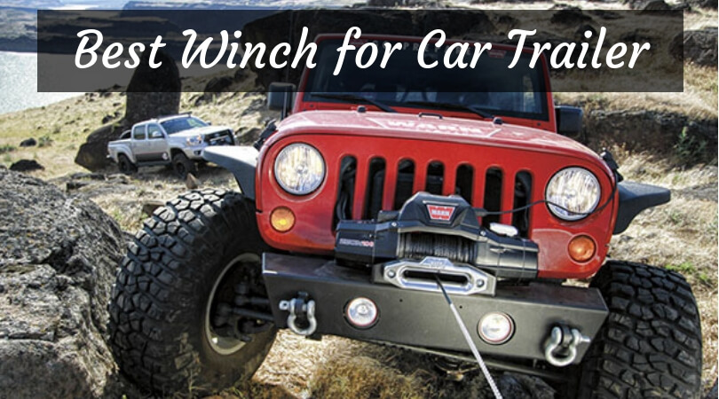 Best Winch For Car Trailer Top Rated Hauler Winches Of 2019