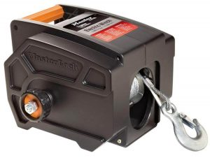 Master Lock 2953AT Electric Car Trailer Winch