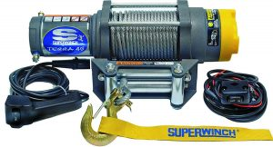 Superwinch 1145220 4500lbs Terra 45 ATV & Utility Winch