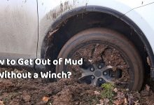 How to Get Out of Mud Without a Winch_