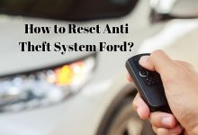 How to Reset Anti Theft System Ford_