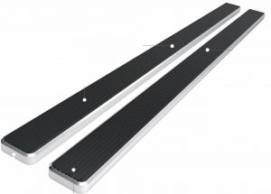 "APS iBoard Running Boards 4"" Custom Fit"