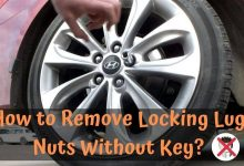 Removing Locking Lug Nuts
