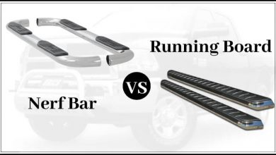 Nerf Bar vs Running Board