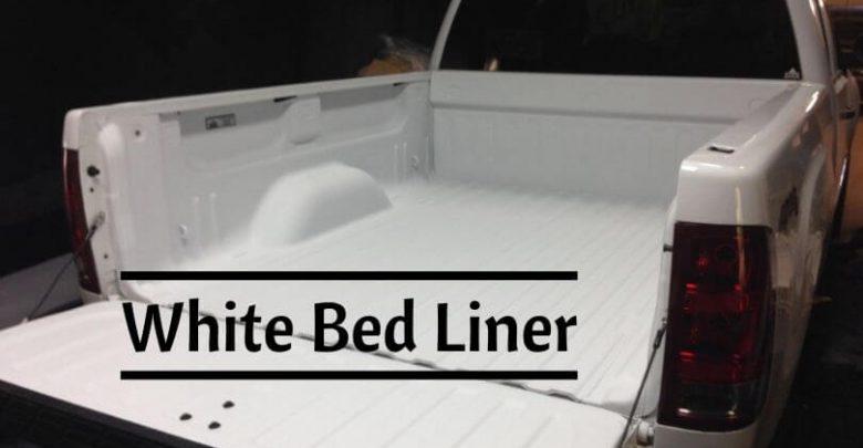 White Bed Liner