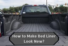 Make Bed Liner Look New
