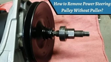 How to Remove Power Steering Pulley Without Puller_ (1)