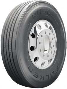Falken Steer Tire for Semi Truck2