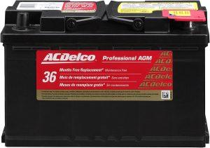 ACDelco Semi Truck Battery