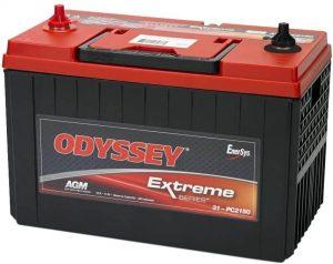 Odyssey Semi Truck Battery