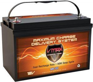 VMAX Semi Truck Battery