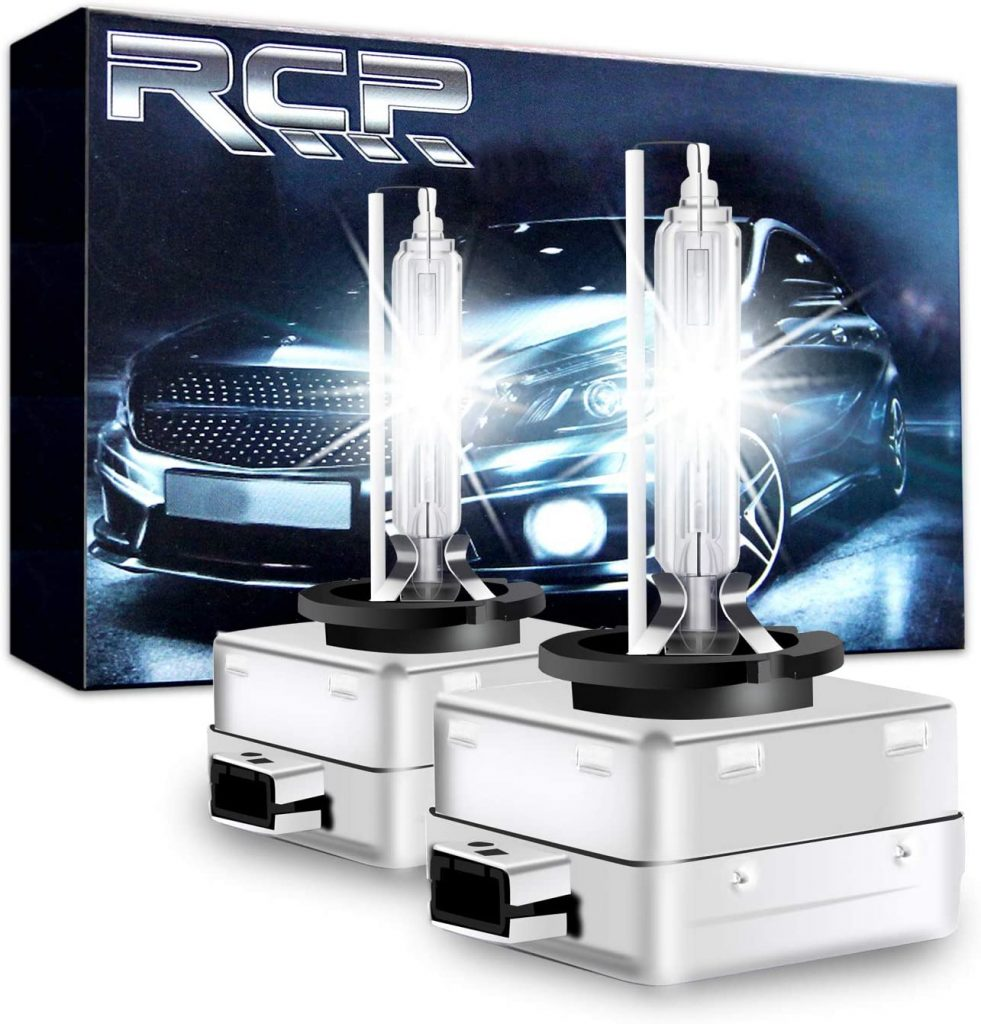 RCP D1S 6000K Xenon Replacement Bulb