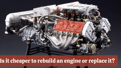 Is it cheaper to rebuild an engine or replace it