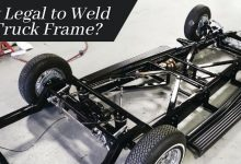 Is it Legal to Weld a Truck Frame_