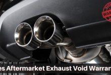 Does Aftermarket Exhaust Void Warranty (1)