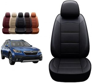 OASIS AUTO Custom Fit Leather Seat Cover
